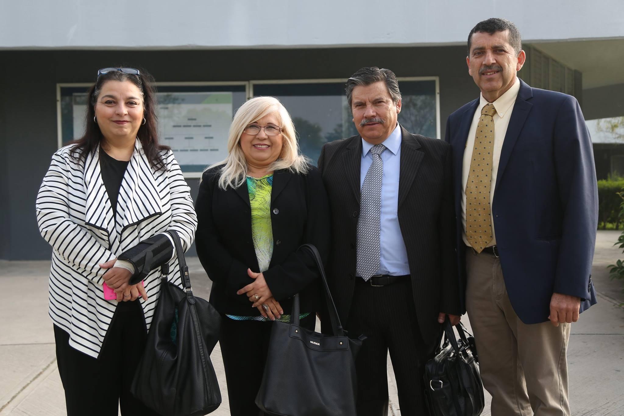 Foto visita acreditadores ACCECISO