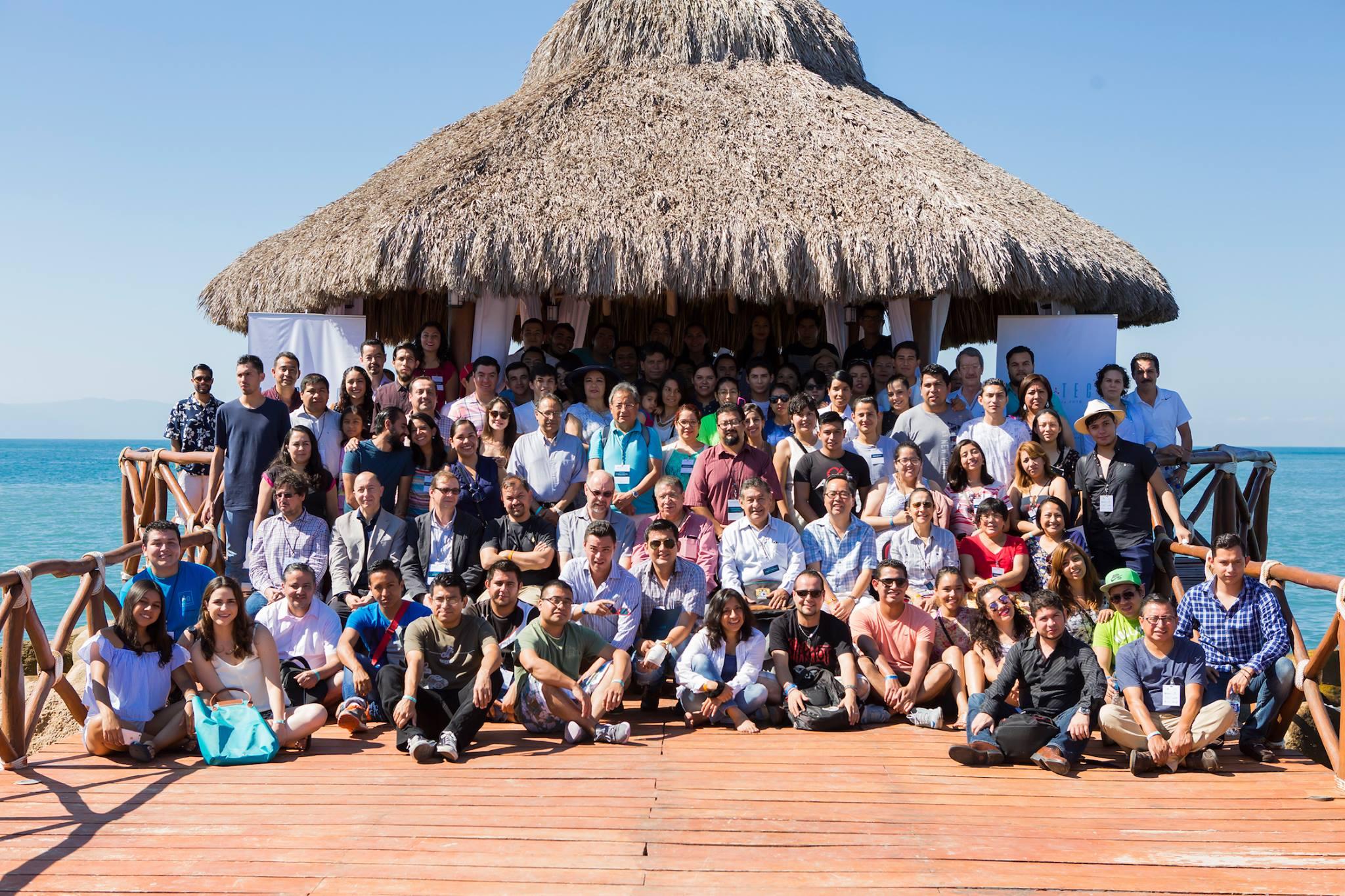Organizadores y participantes de la doceava edición de Nanotech 2016
