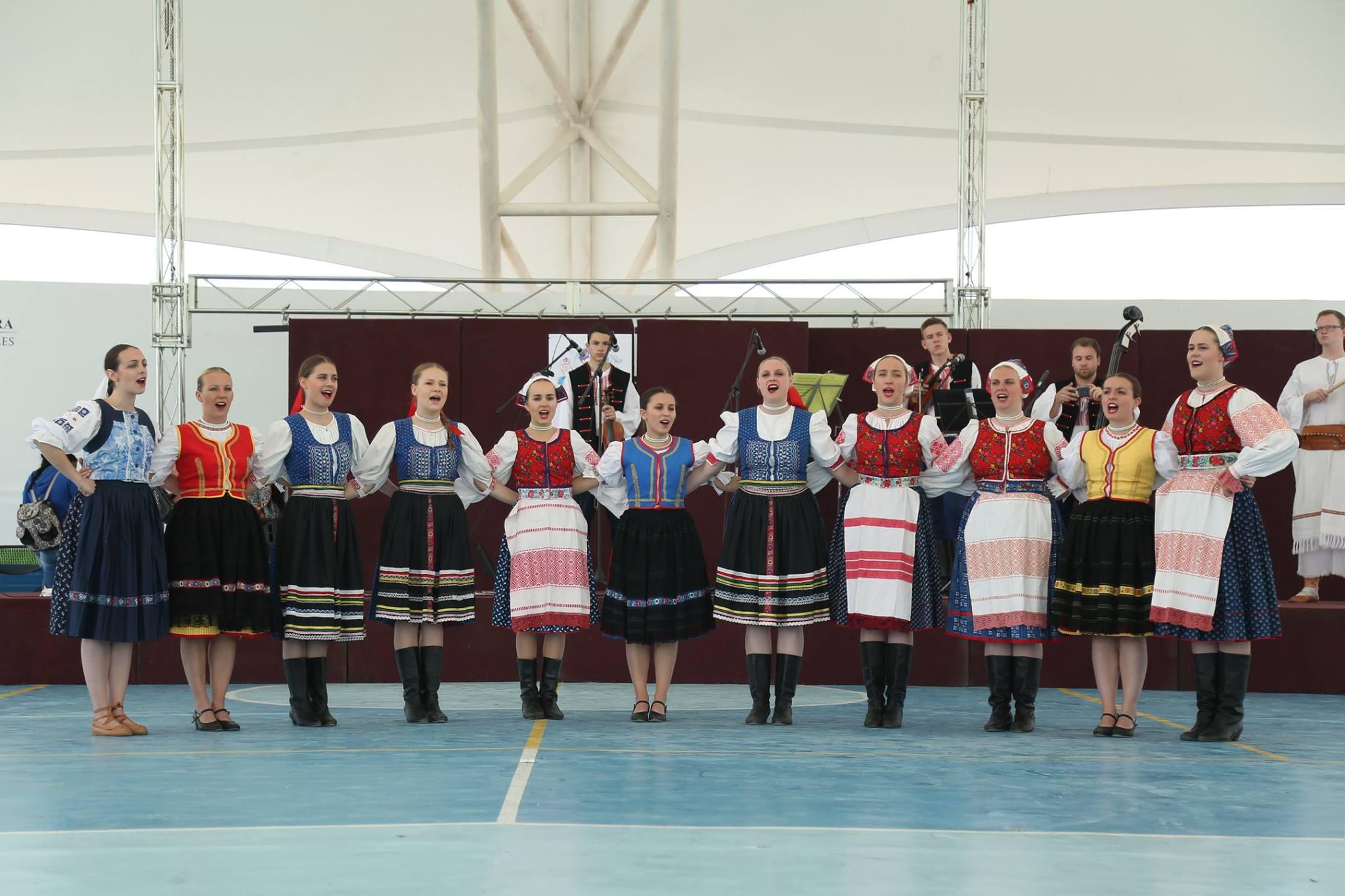 Participación de la delegación de República Checa