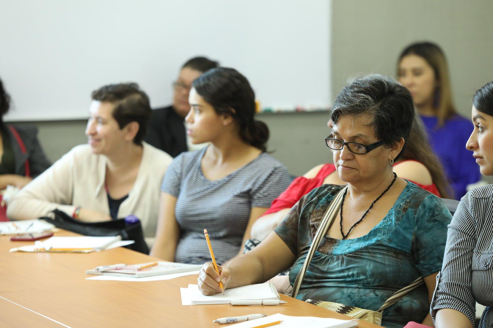 Participantes en capacitación CReCE CUValles