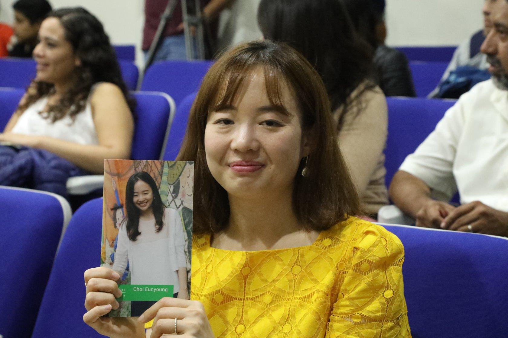 Choi Eunyoung, en CUValles