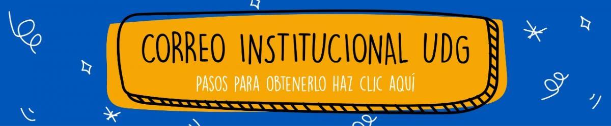 Correo Institucional UDG