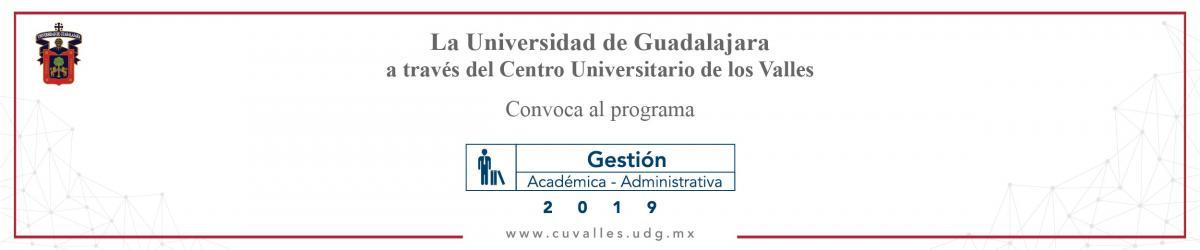 Convocatoria: Becarios Gestión-Administrativa 2019-B