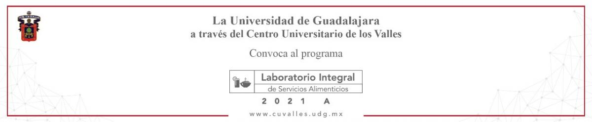 Laboratorio Integral de Servicios y Alimentos LISA 2021