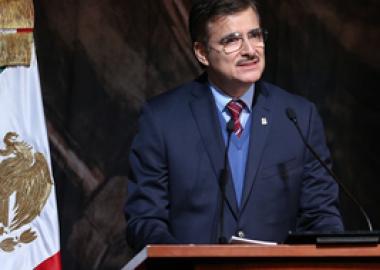 Rector General de la UDG, Itzcóatl Tonatiuh Bravo Padilla