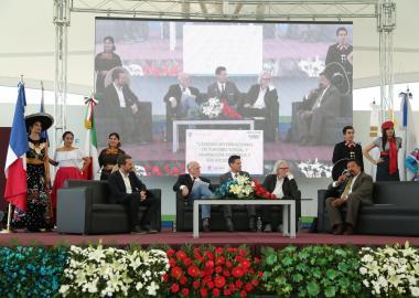 Cátedra Internacional de Turismo Social y Animación Turística y Sociocultural