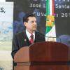 Rector José Luis Santana Medina