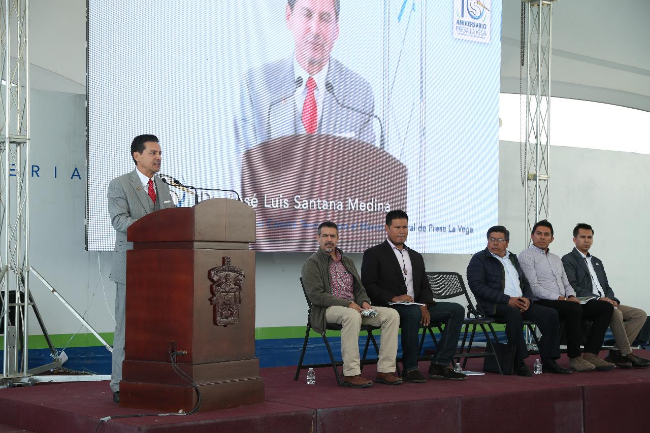José Luis Santana Medina, rector de CUValles y presidente del Comité