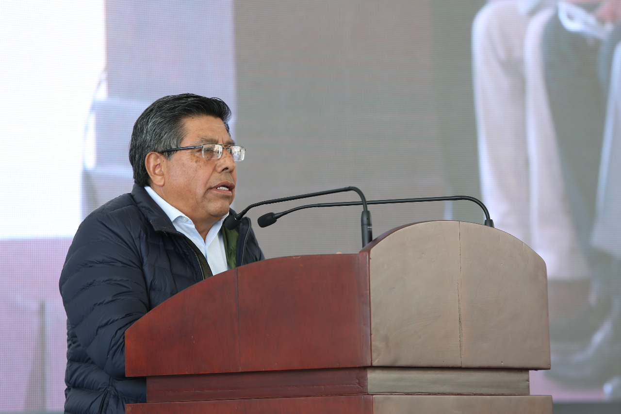 Armando Muñoz Juárez, Secretario Técnico y Director de Cuencas y Sustentabilidad de la CEA