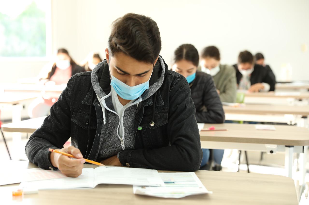 prueba de aptitud academica 2021A